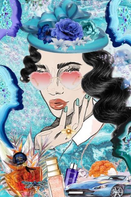 The seductress- Combinaciónde moda
