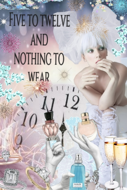 Five to twelve and nothing to wear