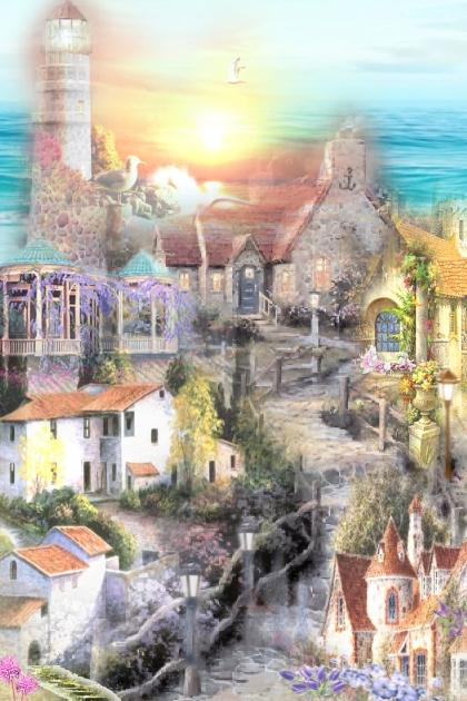 The harmonious village