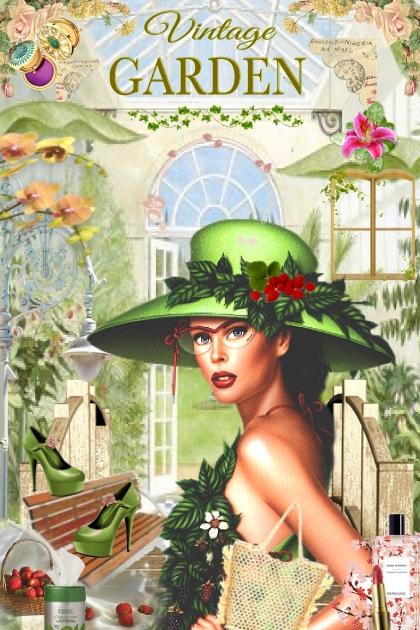 ~ Vintage Garden ~