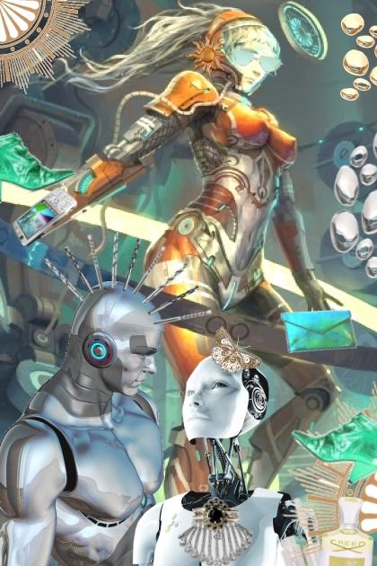 ~ Robot museum ~