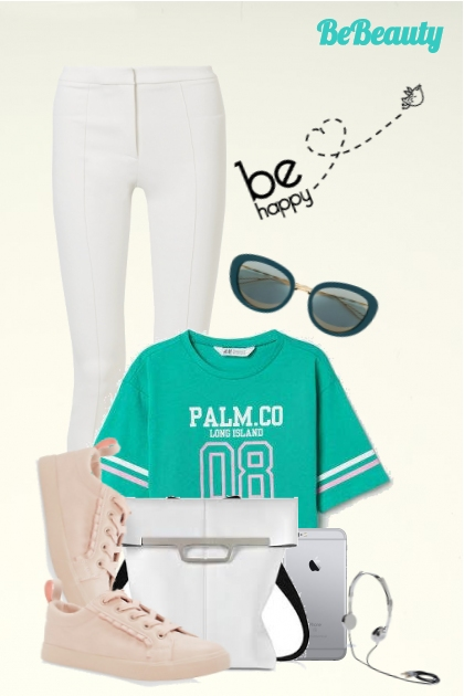 nr 1 - sporty style