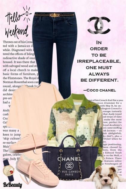 nr 31 - Chanel inspired