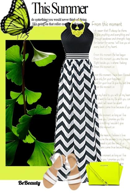 nr 54 - Zigzag Dress