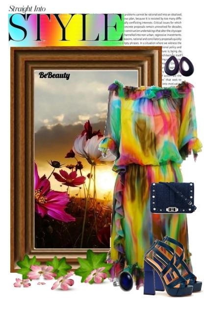 nr 110 - Colorful :)- Fashion set