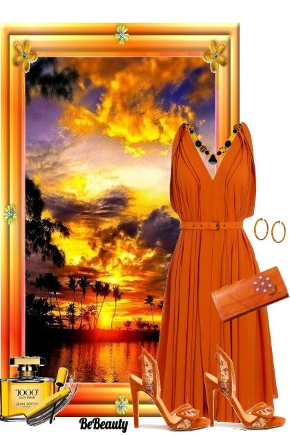 nr 112 - Sunshine Shades- Fashion set