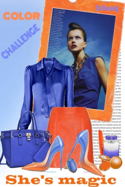 nr  121 - Color Challenge