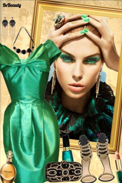 nr 165 - Emerald Green