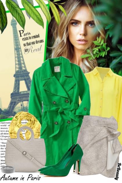 nr 219 - Autumn in Paris