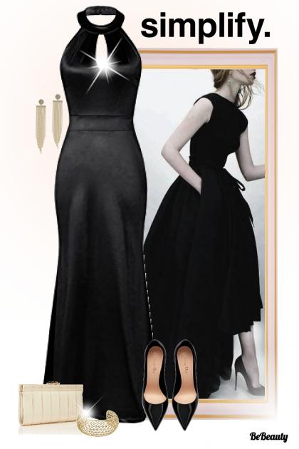 nr 221 - Lady in black...