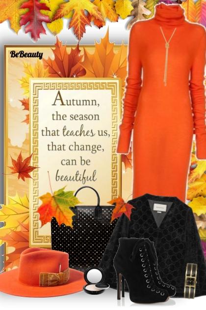 nr 242 - Autumn Elegance