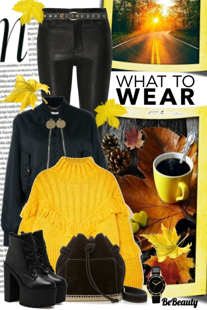 nr 330 - What to Wear in Autumn Day