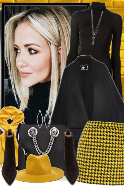 nr 342 - Black & yellow