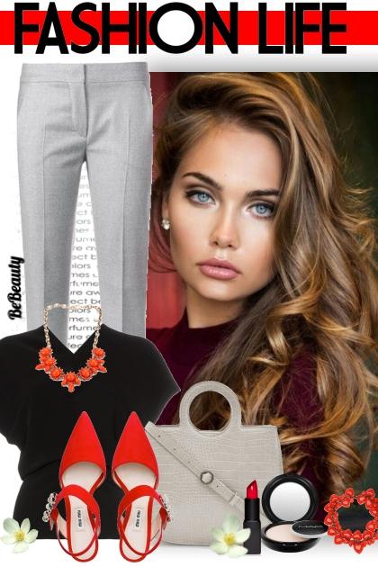 nr 348 - Fashion Life