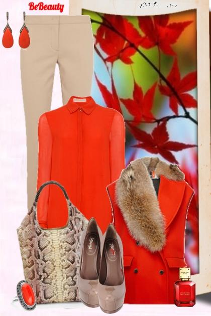 nr 375 - Autumn Elegance