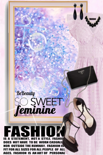 nr 384 - Sweet & Feminine