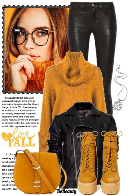 nr 386 - Fall Street Style- Fashion set