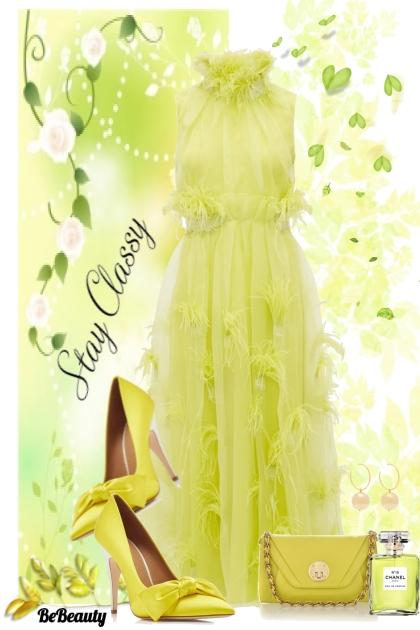 nr 387 - Lime Shades