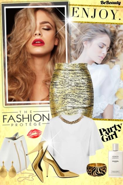 nr 417 - Business party- Fashion set