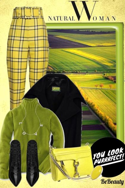 nr 446 - Natural- Fashion set