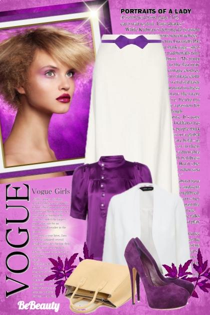 nr 459 - Millennial Purple