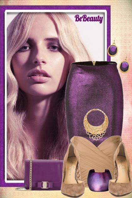nr 460 - Millennial Purple