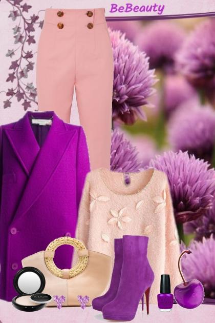 nr 478 - Millennial Purple