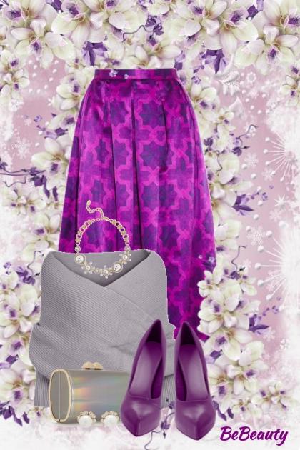 nr 480 - Millennial Purple