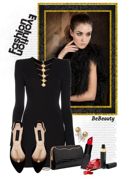 nr 495 - Lady in Black