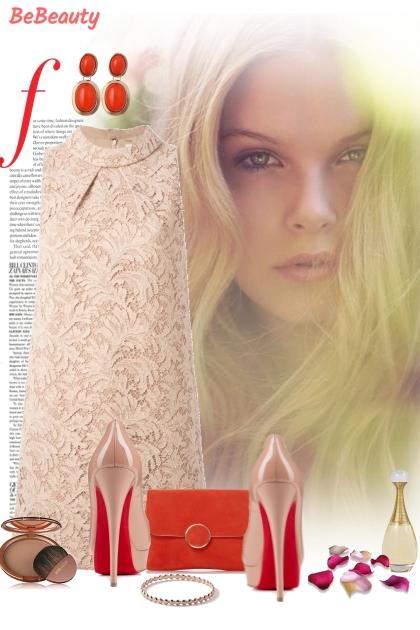 nr 496 - Lace Dress