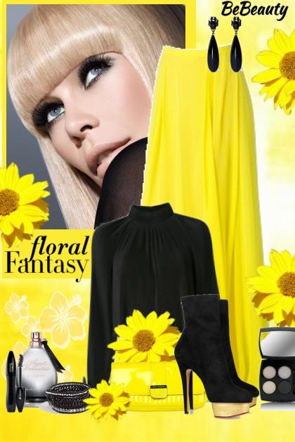 nr 500 - Floral fantasy