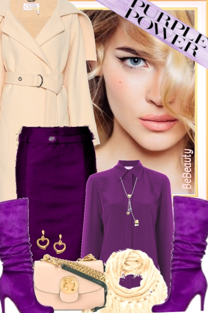 nr 547 - Purple Power