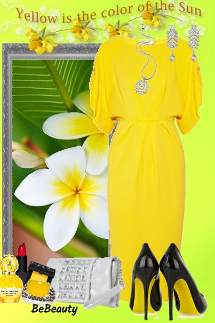 nr 569 - Juicy Yellow- Combinazione di moda