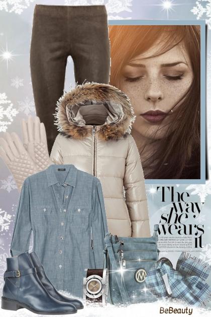nr 579 - December Style