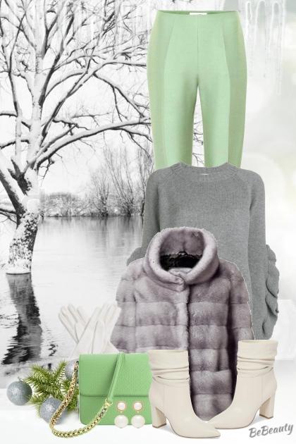 nr 628 - Winter Elegance