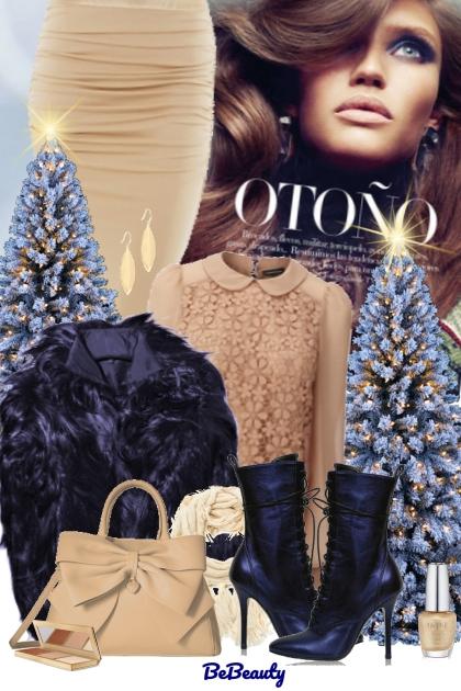nr 677 - Winter Elegance