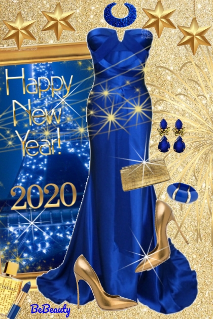 nr 694 - New Year's Eve