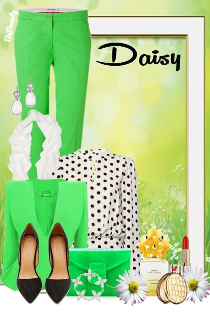 nr 729 - Daisy- Fashion set