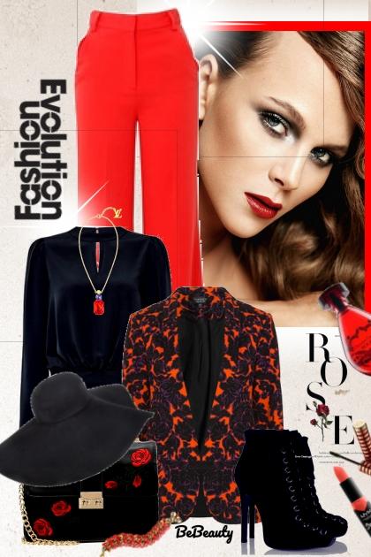 nr 733 - Elegance- Fashion set