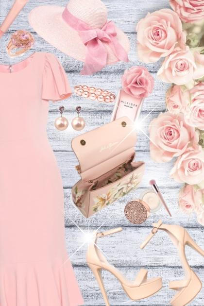 nr 778 - Rose- Combinazione di moda