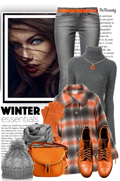 nr 781 - Casual Winter Style
