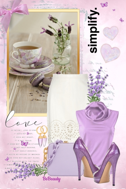nr 792 - Lavender
