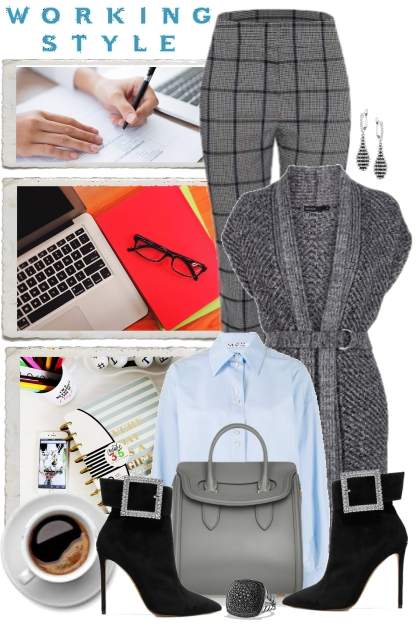 nr 806 - Working Style