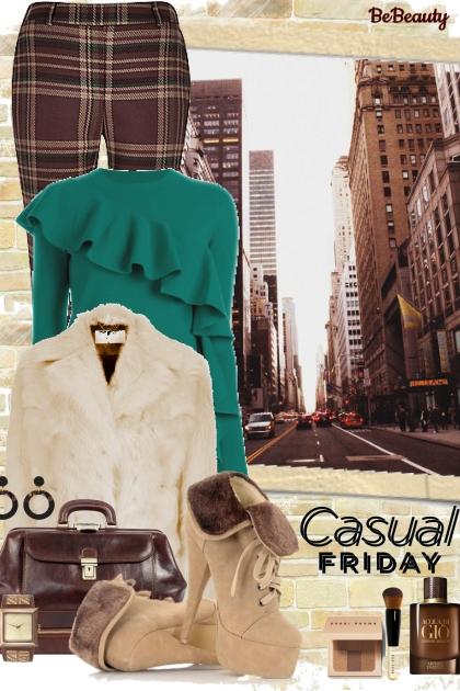 nr 816 - Casual Friday- Combinaciónde moda
