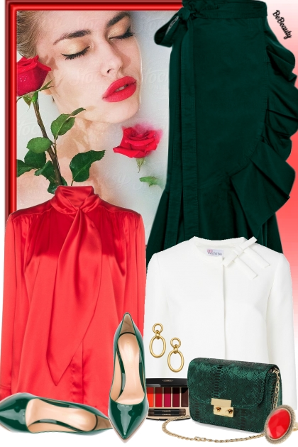 nr 866 - Spring Elegance