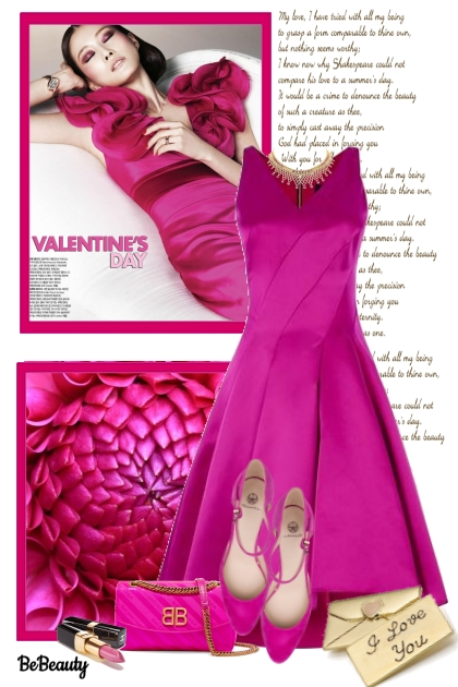 nr 917 - Happy Valentine's Day