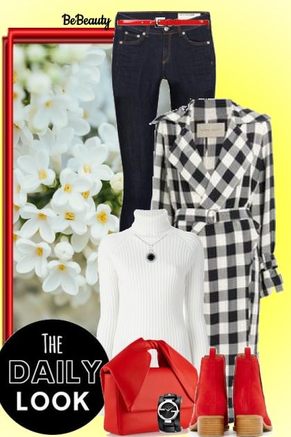 nr 1037 - Spring daily look
