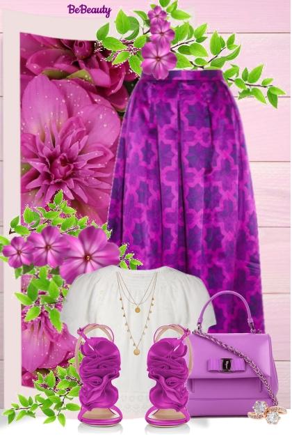 nr 1081 - Purple lover
