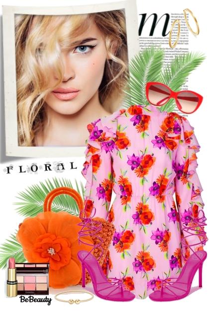 nr 1123 - Floral