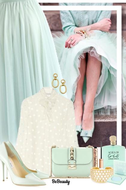 nr 1131 - Minty elegance